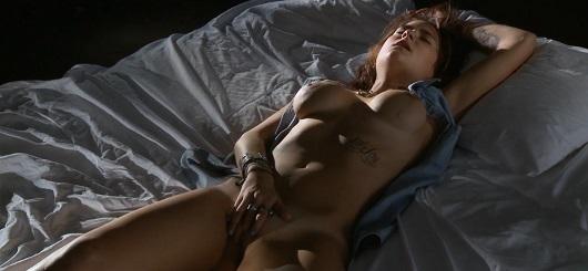 female masturbation